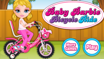 barbie bicicleta
